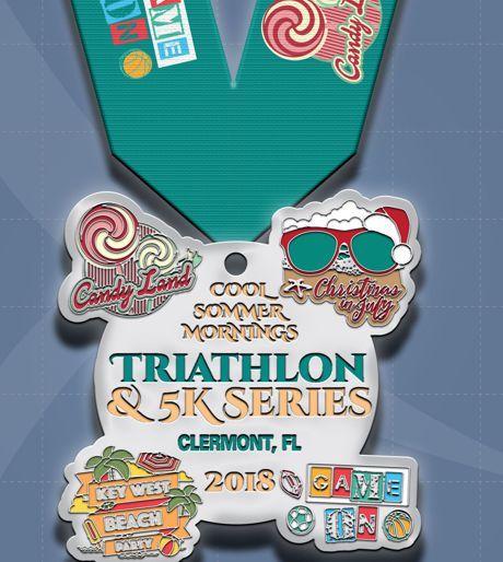 Series Bonus Medal