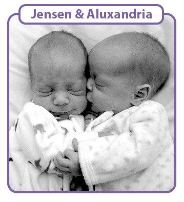 Jensen and Aluxandria