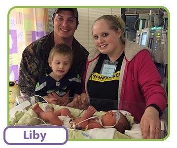 Liby and family