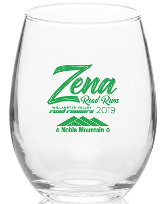 2019 Zena Wine Glass