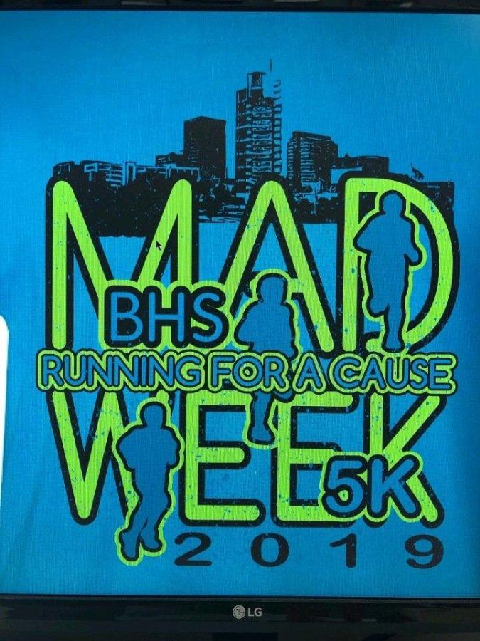 MAD Week 5K T-Shirt