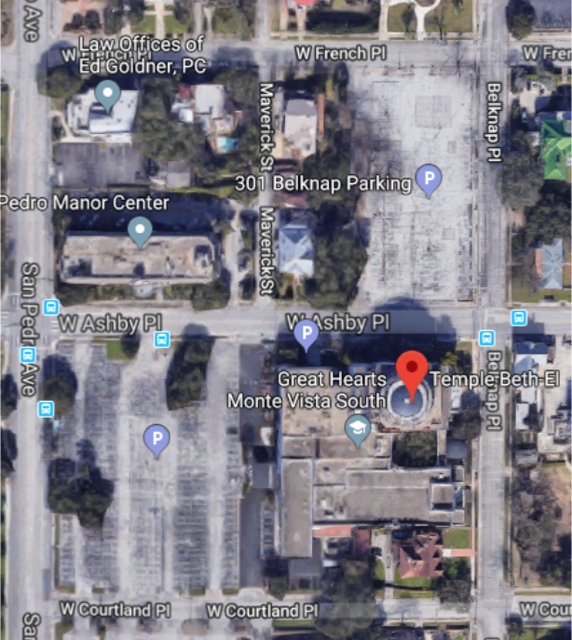 parking location