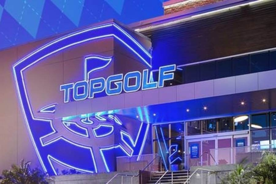 Topgolf 4k Run, Beer And Golf