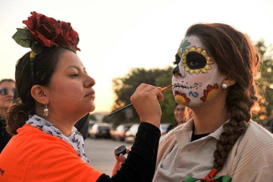 2018 Dia de los Muertos OVERALL Winner