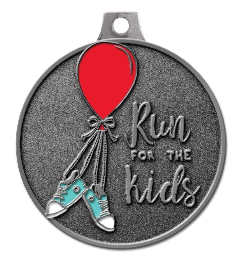 Run for the Kids Medal
