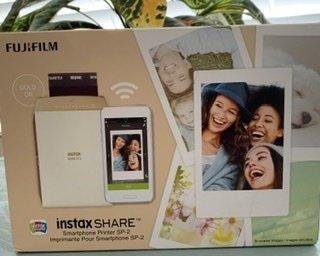FujiFilm Instastax Share Camera