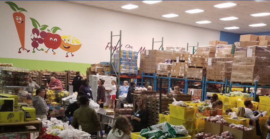 Chesterfield Food Bank
