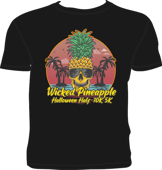 Wicked Pineapple Shirt