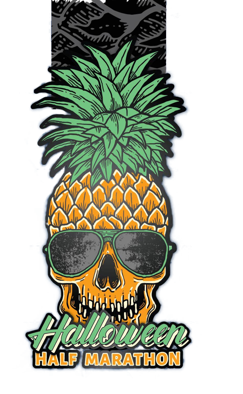 Wicked Pineapple Medal
