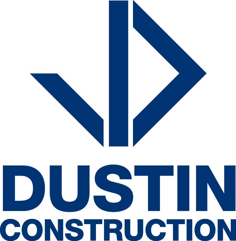 Image of Dustin Construction logo