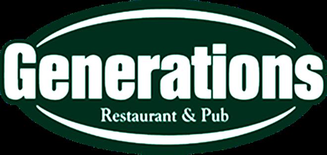 Image of Generations logo.