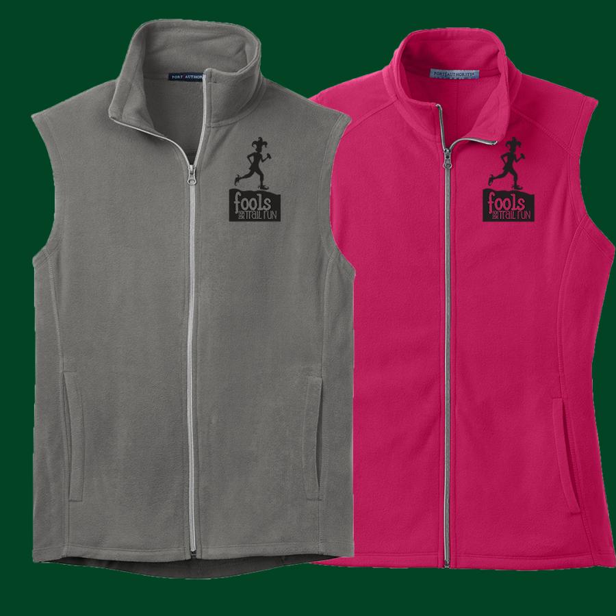 Gender-specific Microfleece Vest