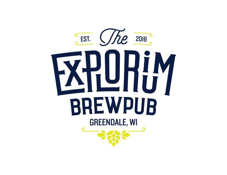 The Explorium Brewpub Logo