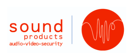 Image print Sound Products, Audio, Visual, Security