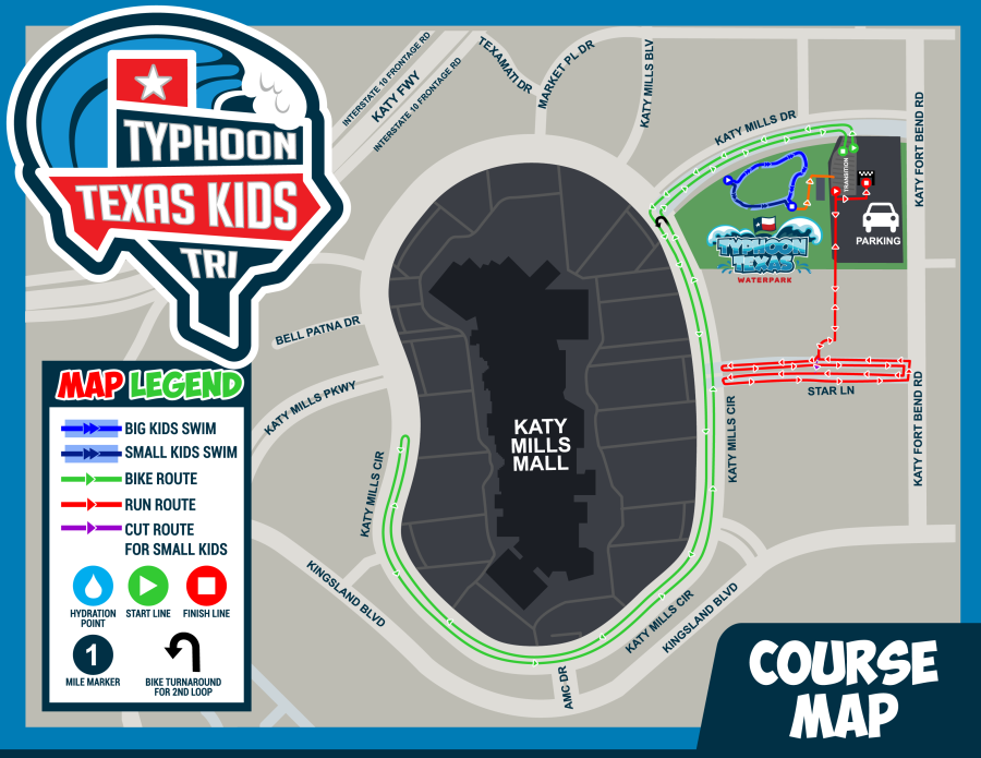TTKT Course Map
