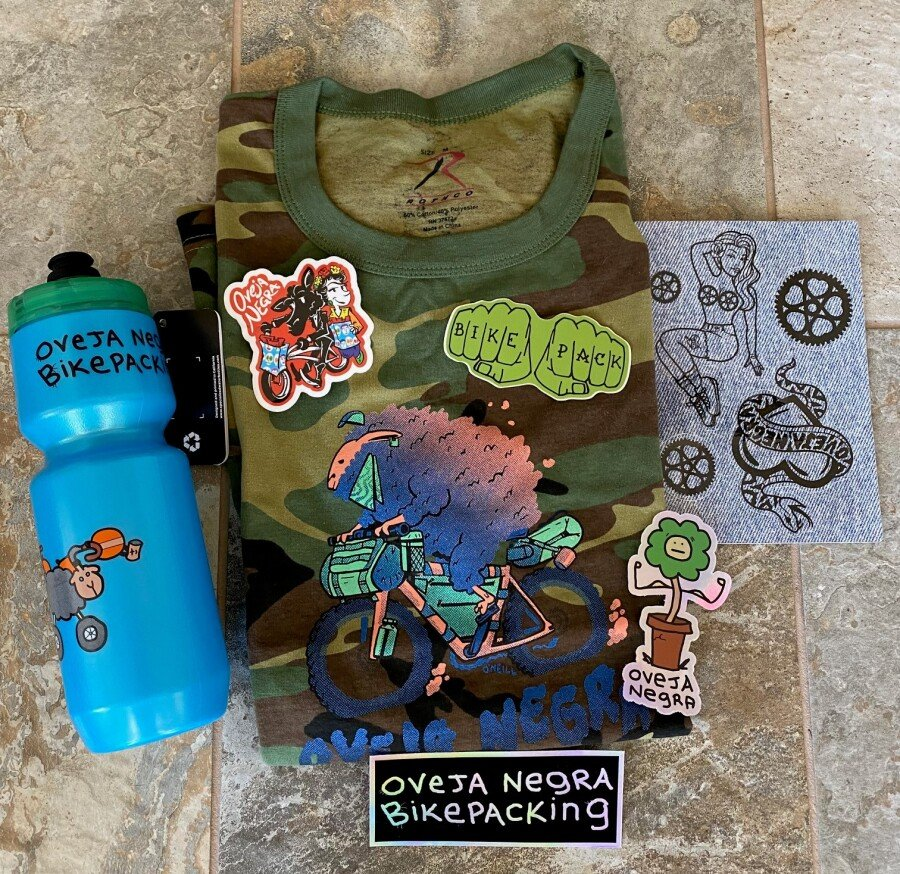 Oveja Negra - Tank Top package